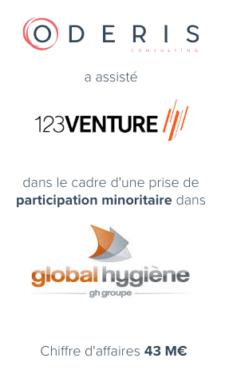 123 Venture – Global Hygiène