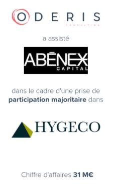 Abénex Capital – Hygeco