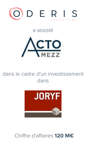Actomezz – Groupe Joryf