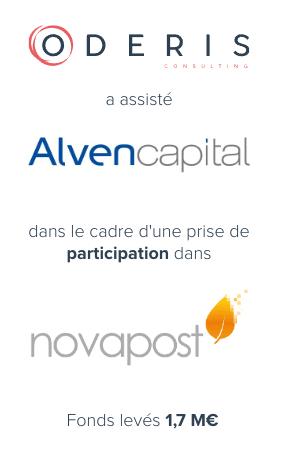 Alven Capital – Novapost