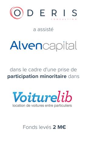 Alven Capital – VoitureLib (Drivy)