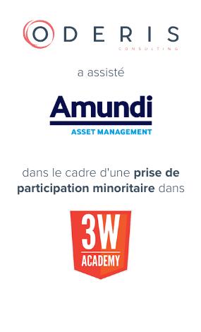 Amundi PEF – 3W Academy