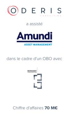 Amundi PEF – Groupe Bernadet