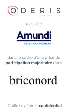 Amundi PEF – Briconord