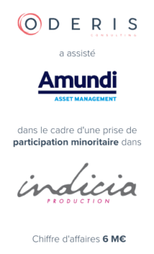 Amundi PEF – Indicia Production