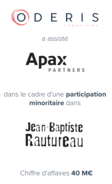 Apax Partners – Rautureau Apple Shoes