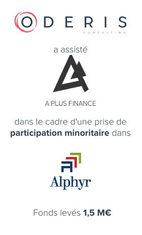 A Plus Finance – Alphyr
