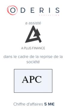A Plus Finance – APC