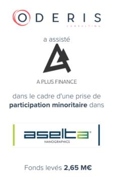 A Plus Finance – Aselta