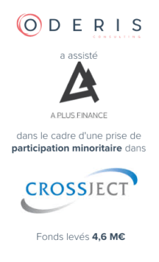 A Plus Finance – Crossject