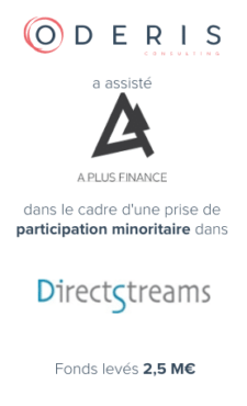 A Plus Finance – Digistreams