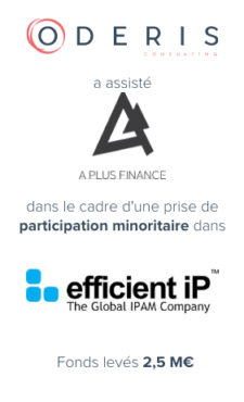 A Plus Finance – Efficient iP