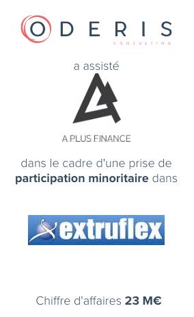 A Plus Finance – Extruflex