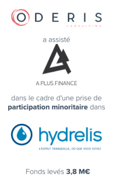 A plus finance – Hydrelis