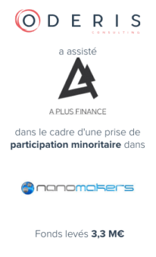 A Plus Finance – Nanomakers
