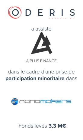 A Plus Finance – Nanomakers