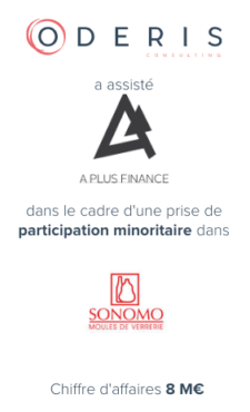 A Plus Finance – Sonomo