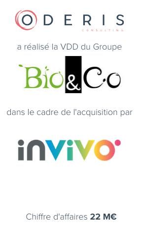Bio & Co – Invivo