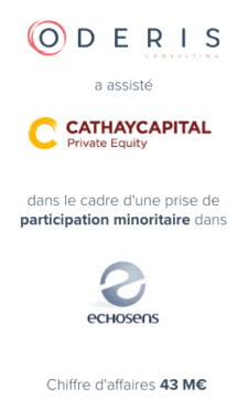 Cathay Capital – Echosens