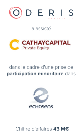 Cathay Capital – Echosens