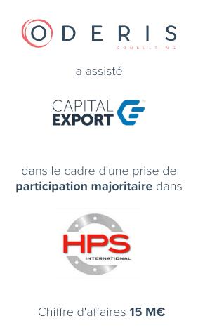 Capital Export – HPS International