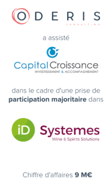 Capital Croissance – ID Systemes