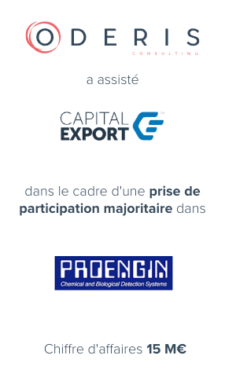 Capital Export – Proengin