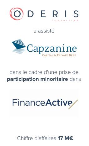 Capzanine – Finance Active