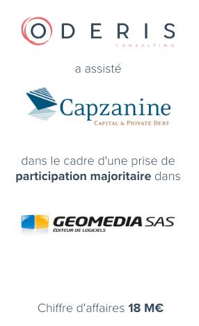 Capzanine – Geomedia