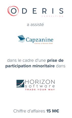 Capzanine – Horizon Software