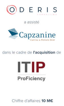 Capzanine – Itip Proficiency