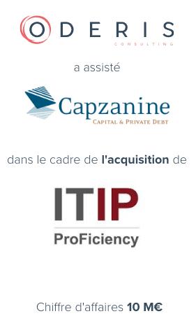 Capzanine – Itip Proficiency