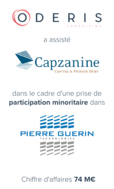 Capzanine – Pierre Guerin Technologies