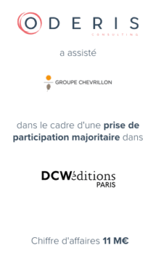 Groupe Chevrillon – DCW Editions