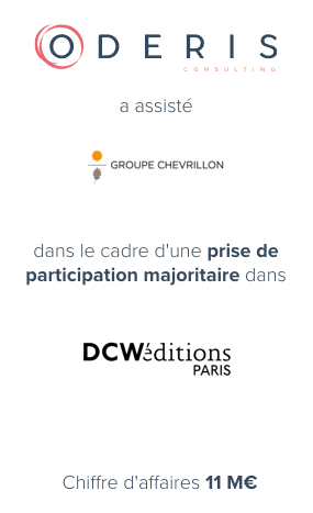 Groupe Chevrillon – DCW Editions