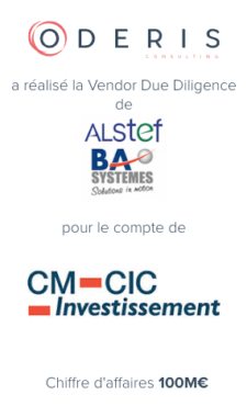 CM CIC – BA Robotic Systems
