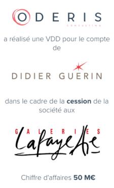 Didier Guérin – Galeries Lafayette