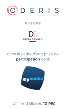 Dzeta Conseil – My Media