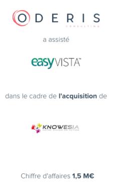 Easyvista – Knowesia