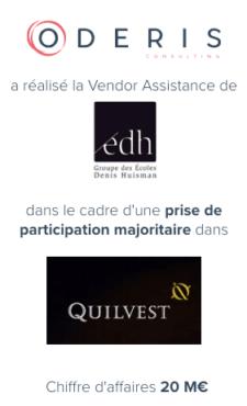 EDH – Quilvest