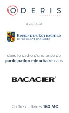 EDRIP – Bacacier