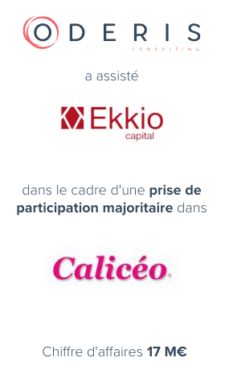 Ekkio Capital – Calicéo
