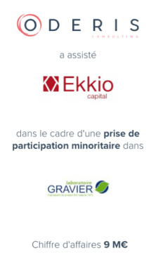 Ekkio Capital – Laboratoire Gravier