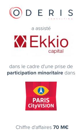 Ekkio Capital – Paris City Vision