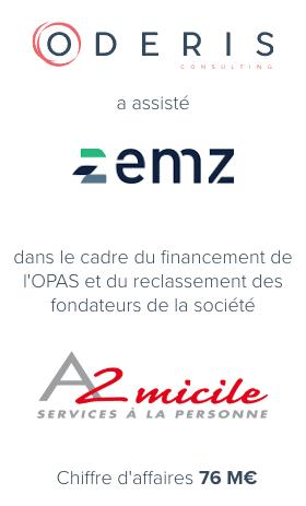 EMZ Partners – A2Micile