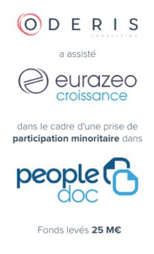 Eurazeo Croissance – People Doc