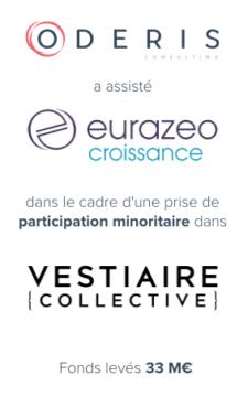 Eurazeo Croissance – Vestiaire Collective