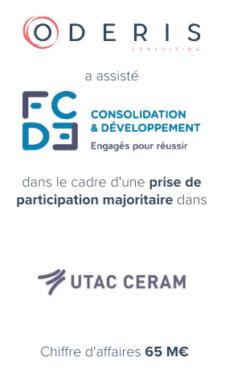 FCDE – Utac Ceram