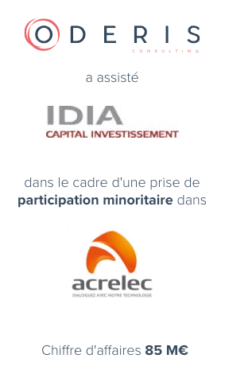 Idia – Acrelec