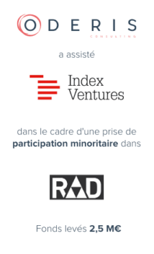 Index Ventures – RAD